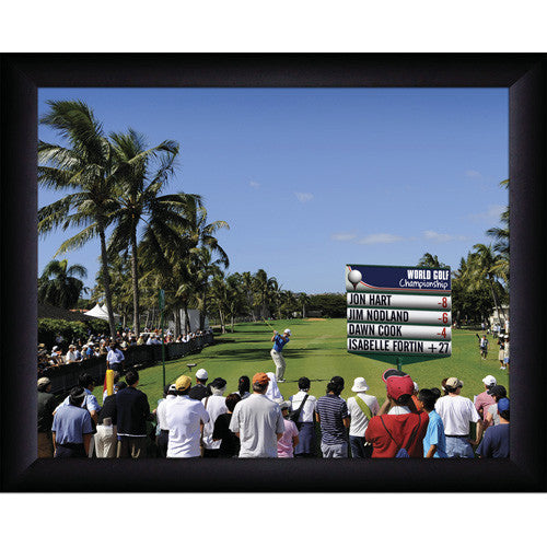 Personalized Golf Leader Board - Framed - Personalized Gifts for Men - GUYVILLE