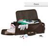 Personalized Nappa Leather Golf Shoe and Accessory Bag - Personalized Gifts for Men - GUYVILLE