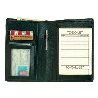 Personalized Nappa Leather Multi-Task Passport Wallet