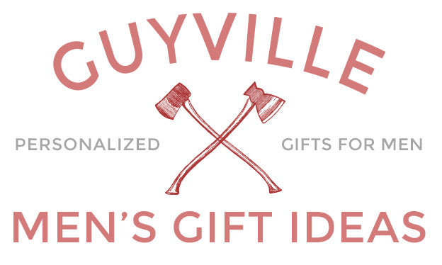 Personalized Men's Gift Guide