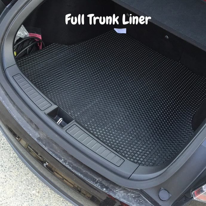 Custom Tesla Model 3 All-Weather Trunk Liner