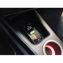 "REFRESHED ""TESLA MODEL S (Pre-2016) FRONT CONSOLE"" - Optional WIRELESS CHARGING"