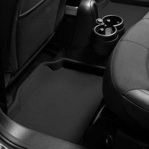 "Carbon Fiber ""Model X"" All-weather Interior Set"
