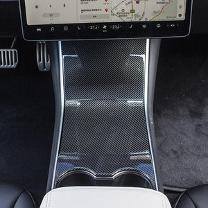 Model 3 Carbon Fiber Cover Center Console