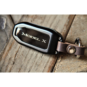 Structural Aluminum Key Fob Case - Model S/3/X