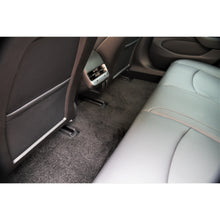 Ultra-plush Luxe Model S Luxe Mats (BLACK)