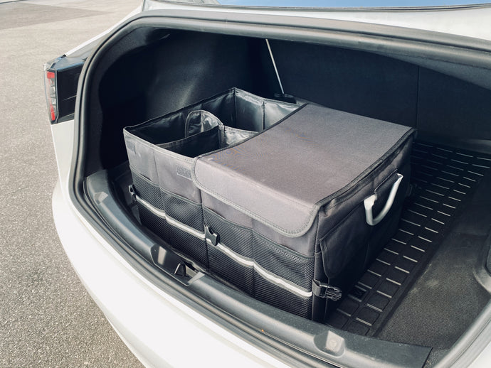 Collapsible Storage for Tesla Model 3/Y