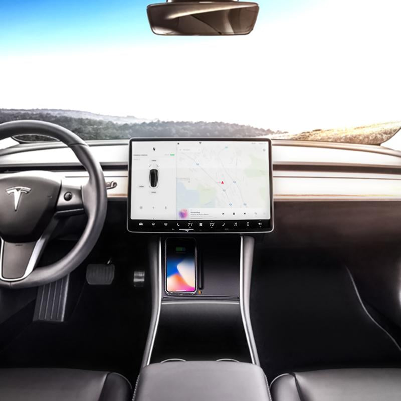 Dual Wireless Charger for Model 3