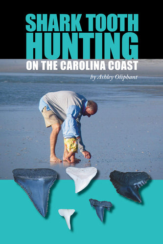 Book: Shark Tooth Hunting on the Carolina Coast