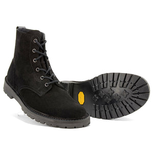 Desert Boot Black Vibram