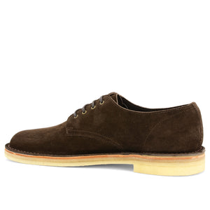 Desert Shoe Brown Suede