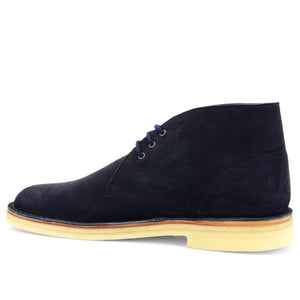 Desert Boot Dark Navy Suede