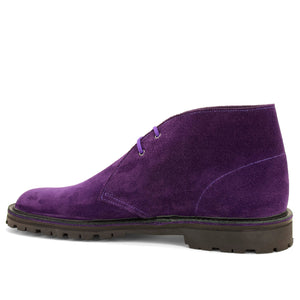 Desert Rand Purple Suede