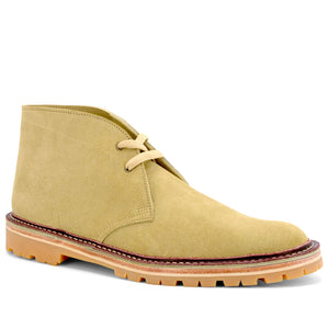 Desert Boots Vibram Made in England