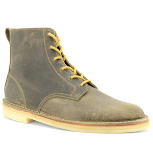 Desert Hi Top Boot Steads Waxy Commander Made in England