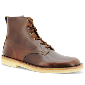 Desert Hi-Top Horween Brown
