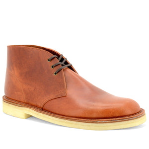 Desert Boot Veg Tan Made in England