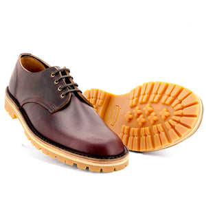 Horween Chromexcel Desert Shoes with Vibram soles - MADE IN ENGLAND by JADD Shoes