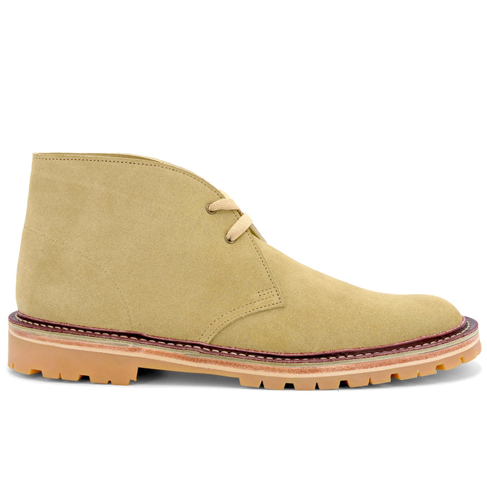 Desert Rand Boots - Made in England - JADD Shoes