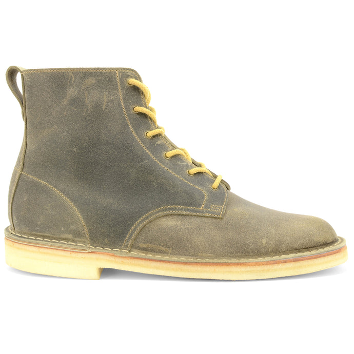 Desert Hi Top Steads Waxy Commander Made in England
