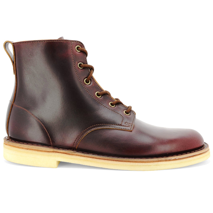 Desert Hi Top Boot Horween Made in England