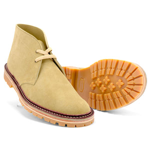 Desert Rand Boots Commando Made in England