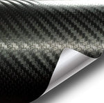 VVIVID XPO Carbon Fiber Wrap w/ Air Release Technology 6ft x 5ft