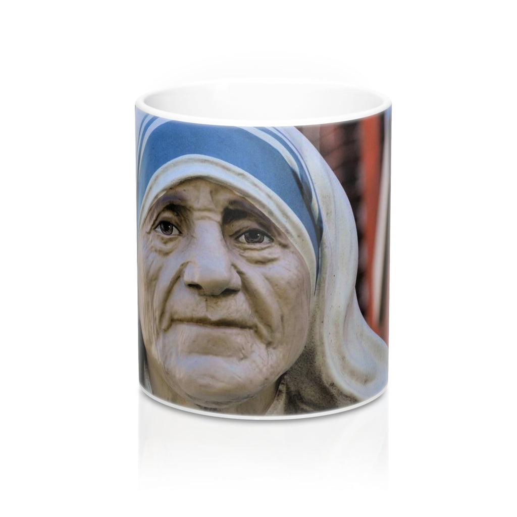 Mother Teresa Mug 11oz