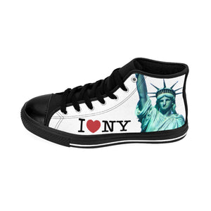I love NY Women's High-top Sneakers