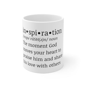 Catholics Online White Ceramic Mug