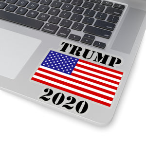 Trump 2020 Kiss-Cut Stickers