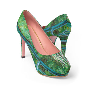 Women's Platform Heels (Monet replica)