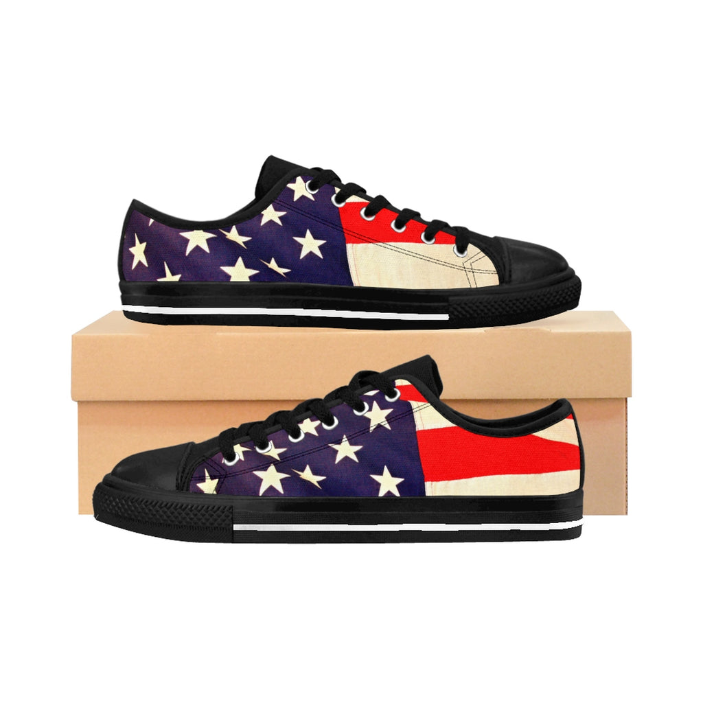 Women's American Flag Sneakers