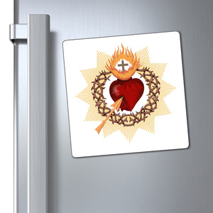 Sacred Heart Magnets