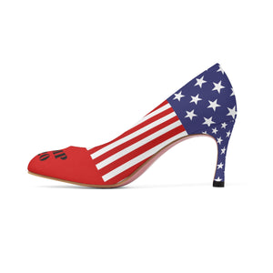 Trump 2020 Women's High Heels