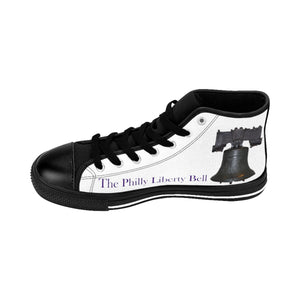 Philly Liberty Bell Women's High-top Sneakers