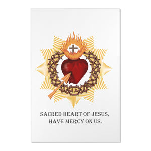 Sacred Heart Area Rugs