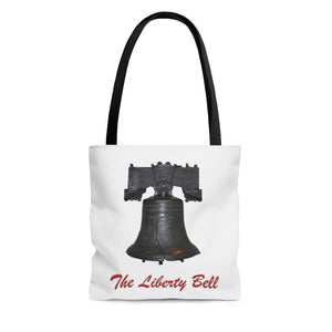 Liberty Bell AOP Tote Bag