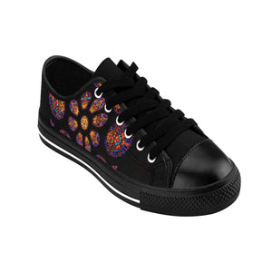 Rose Window Women's Sneakers