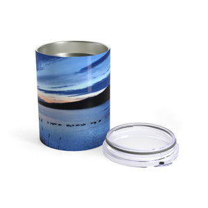 Blue Sunrise Tumbler 10oz