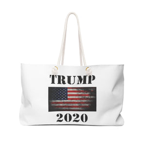 Trump 2020 Oversized Weekender Bag