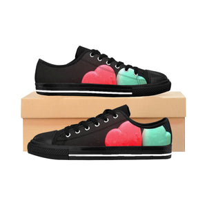 Women's Candy Heart Sneakers