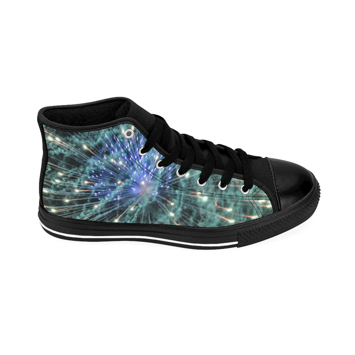 Fireworks 2 Men's High-top Sneakers (order one size larger than needed)