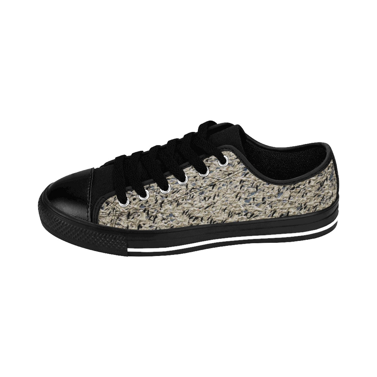 Amazing Flock of Snow Geese Women's Sneakers