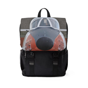 Armed Forces Plane - Vintage- Backpack