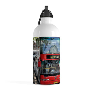 Chinese (Shanghai bus) Stainless Steel Water Bottle