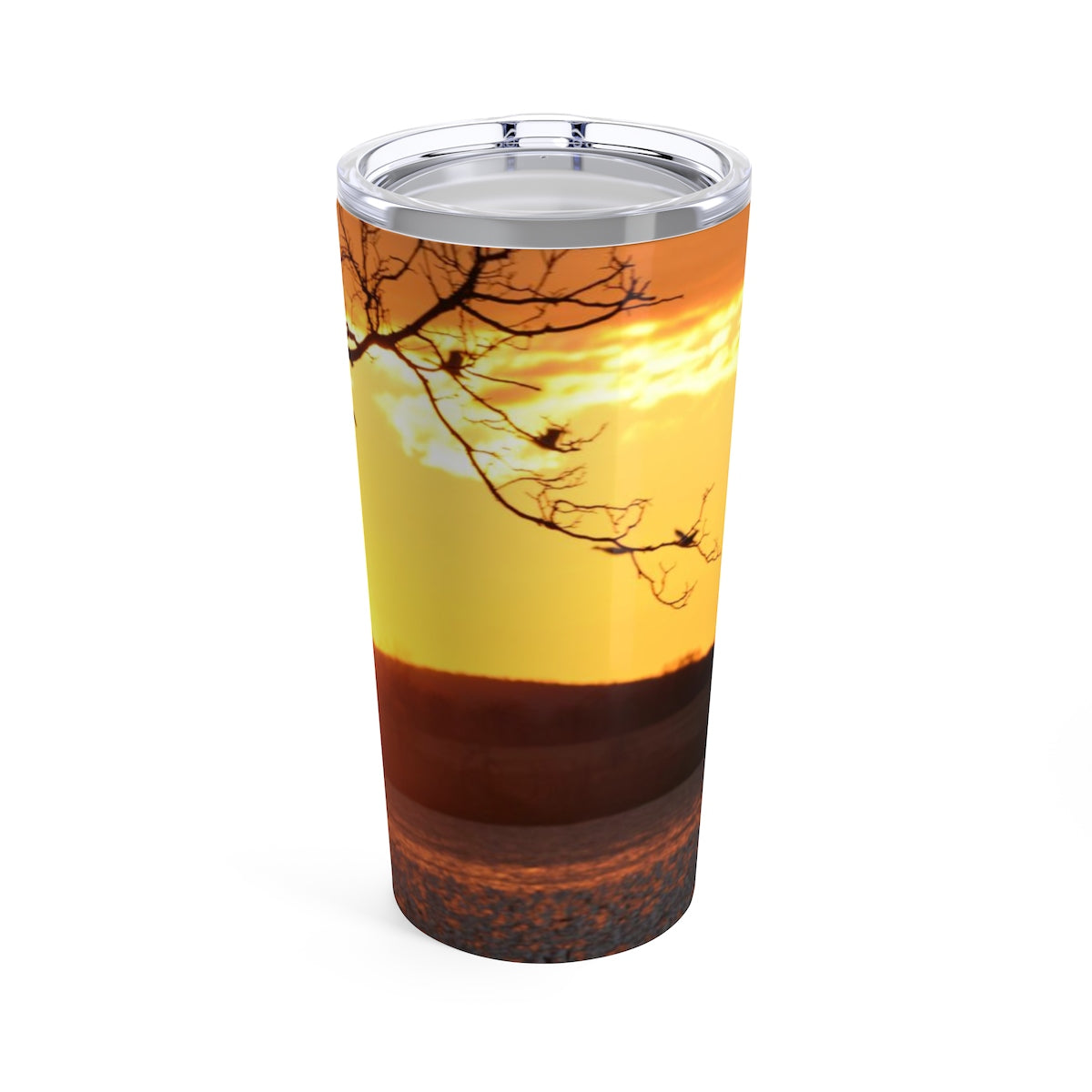 Golden Sunrise Tumbler 20oz