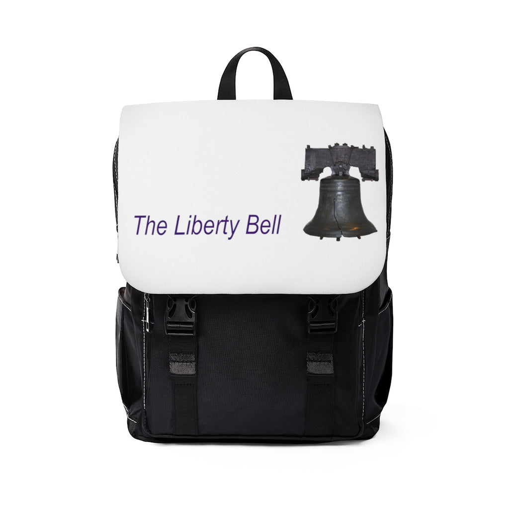 Liberty Bell Casual Shoulder Backpack