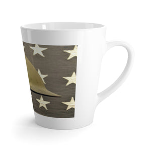 Army/Cross Latte mug (vintage)