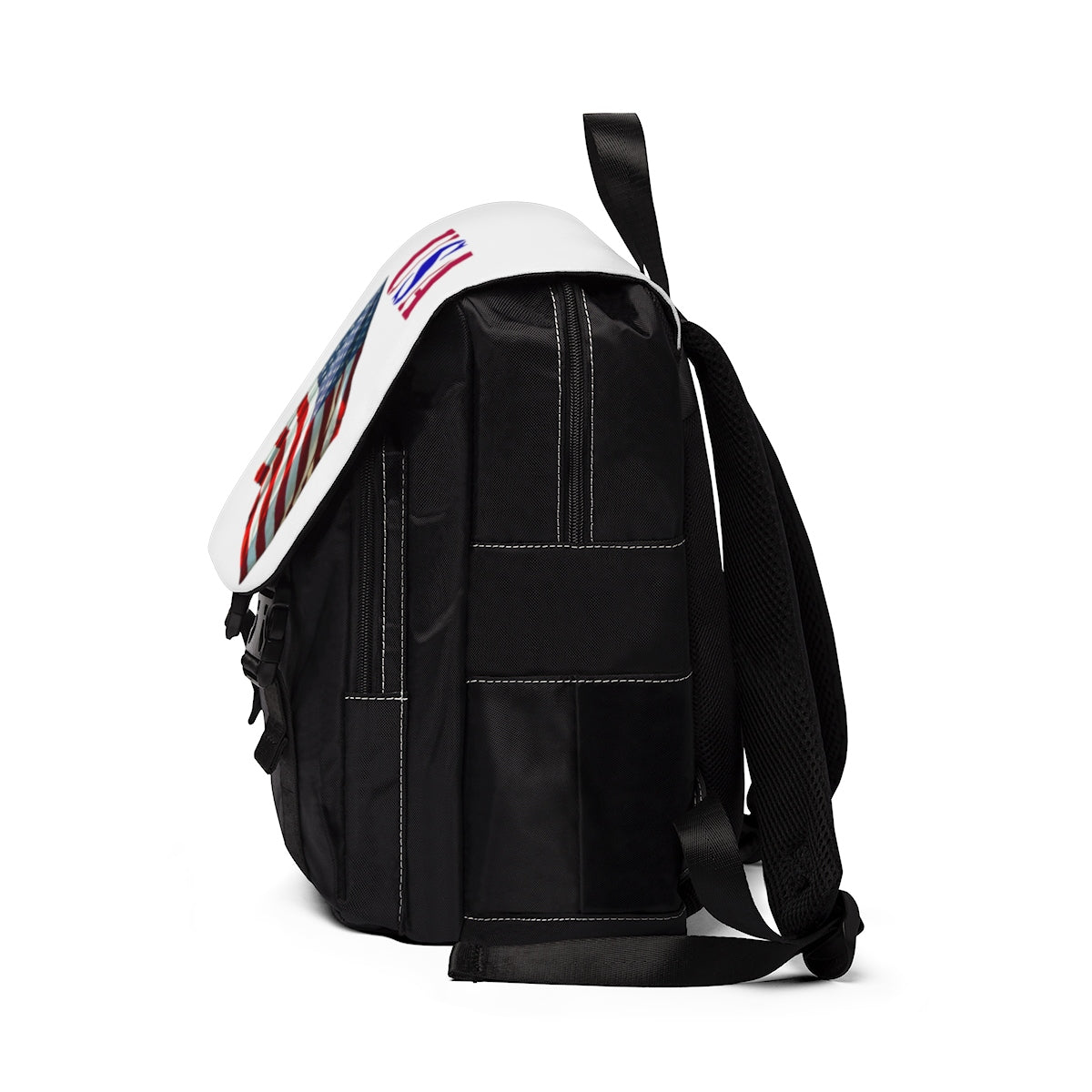 Patriotic Unisex Casual Shoulder Backpack